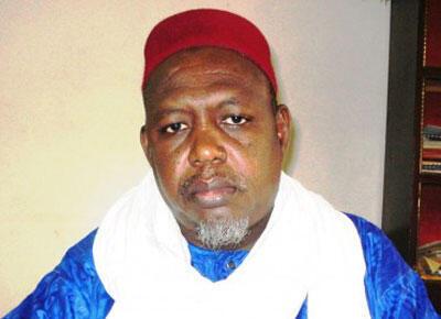 Mahmoud Dicko, président du Haut conseil islamique du Mali.