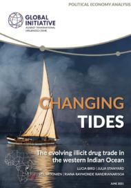 Changing tides («marées changeantes»): un rapport de l'ONG Global initiative against transnational organized crime.