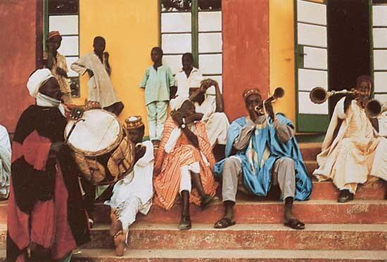 Makadan sarakunan Hausa