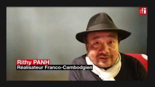 Le cinéaste franco-cambodgien Rithy Panh.