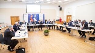 Двухдневные переговоры формата «5+2» по приднестровскому урегулированию прошли в Братиславе 9-10 октября.