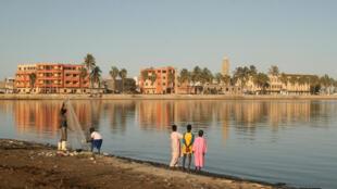 Une vue de l'ile sud à Saint-Louis du Sénégal. (Photo d'illustration)