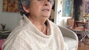 Cristina Freire Heiniger, de 72 anos, é filha do educador Paulo Freire.