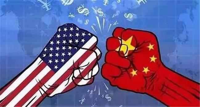 中美貿易戰。
