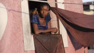 A Port-au-Prince, le 20 juin 2012.