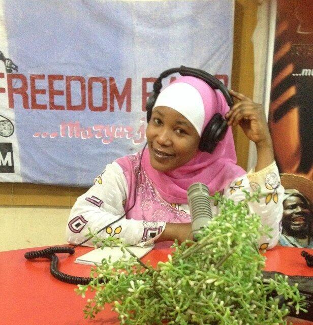 Maryam A Baba Mawakiyar Hausa a Najeriya