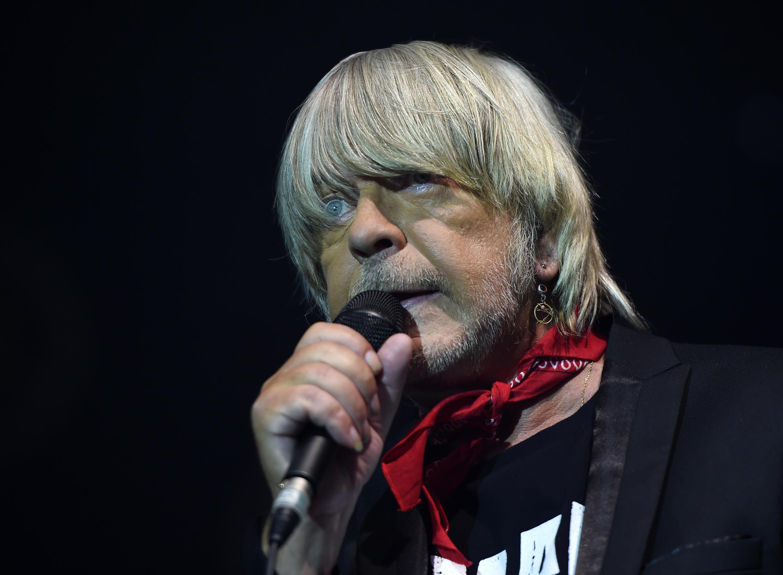 Renaud Sechan chanteur Printemps de Bourges avril 2017