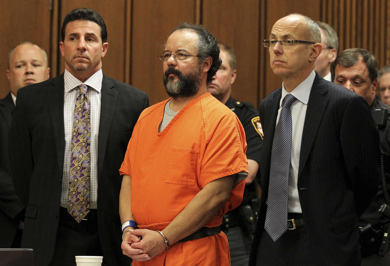Ariel Castro đã bị kết án tù chung thân vào đầu tháng 8/2013 - REUTERS