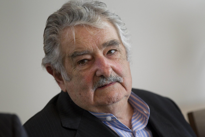Le président uruguayen José Mujica.