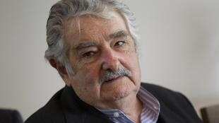 O presidente uruguaio, José Mujica.