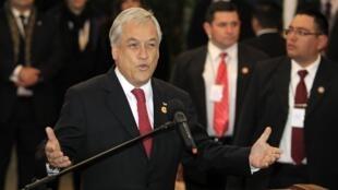 Piñera piensa crear un centro de pensamiento para defender su legado y dar forma a una derecha menos conservadora.