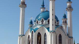 The Qolsharif Mosque in Kazan