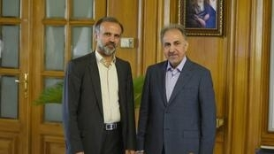 محمدعلی نجفی شهردار تهران از صبح دوشنبه در محل شهرداری تهران مستقر شد
