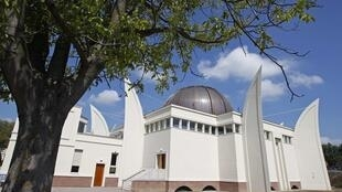Mosquée de Strasbourg (France)