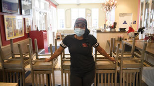 Kim Prince, owner of Hotville Chicken in Los Angeles, opened the restaurant in December 2019, months before the onset of Covid-19 restrictions