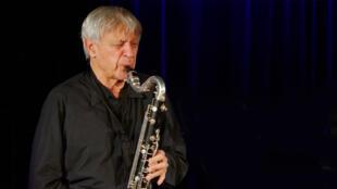 Le saxophoniste et compositeur Michel Portal est présent dimanche 6 septembre 2020 au festival Jazz la Villette.
