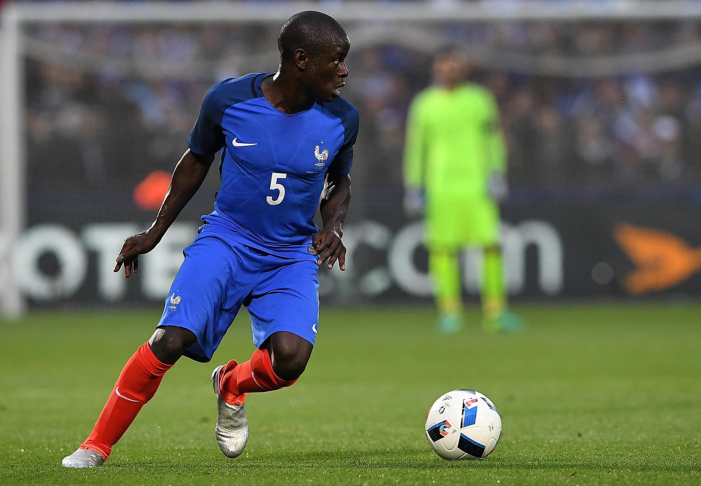 Н'Голо Канте — один из любимейших футболистов французов