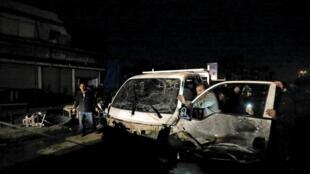 Baghdad imekumbwa Jumatatu, Januari 11, 2016 na mashambulizi ambapo kundi la Islamic Sate lilidai kutekeleza shumbulizi moja.