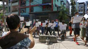 birmanie-manifestation-rangoun