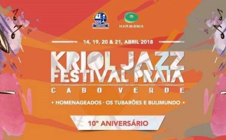 Cartaz Kriol Jazz Festival 2018