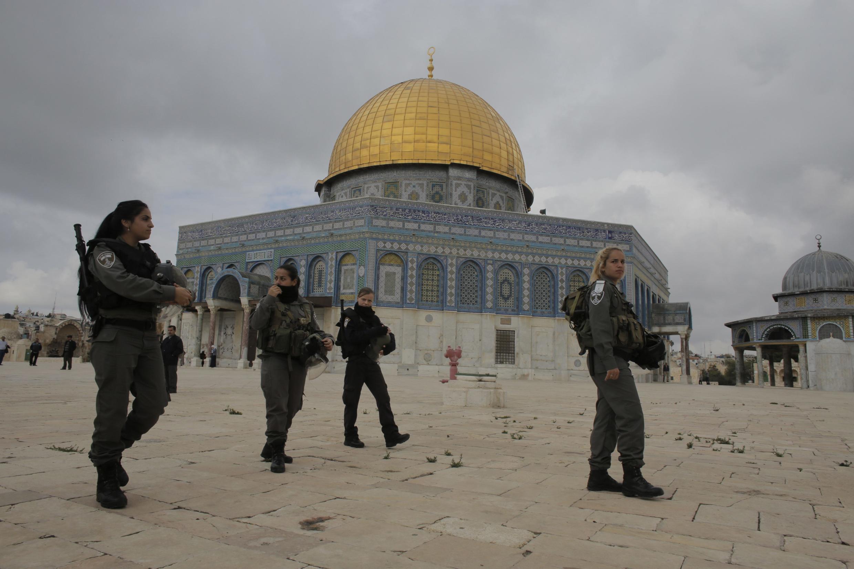 Autoridades reforçam medidas de segurança em Jerusalém