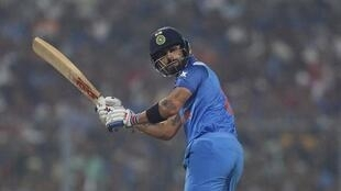 India captain Virat Kohli. The country's powerful cricket board has been reluctant to endorse international attempts to include the sport in the Olympic Games.