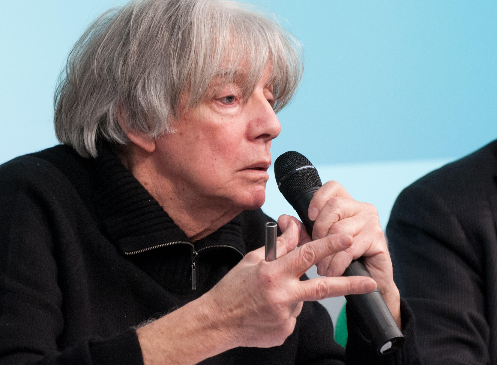 آندره گلوکسمن، فیلسوف معروف فرانسوی
