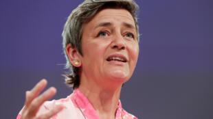 欧委会竞争事务专员玛格丽特·韦斯特格(Margrethe Vestager)