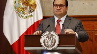 Javier Duarte, el ex gobernador de Veracruz, es buscado por Interpol.