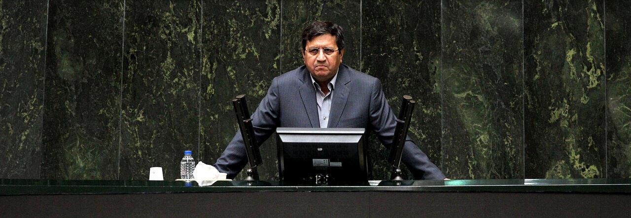 عبدالناصر همتی، رئیس بانک مرکزی ایران در دفاع از لایحه حذف چهار صفر از واحد پول ملی در مجلس شورای اسلامی.