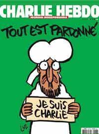 La tapa de Charlie Hebdo. El número de los sobrevivientes.