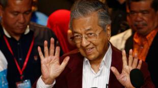 马来西亚首相马哈迪将于8月17日至21日对中国进行正式访问