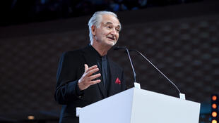 Jacques Attali inaugure le Global Positive Forum à Paris, le 1er septembre 2017 à Paris. (Photo d'illustration)