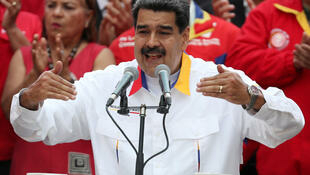 Shugaban Venezuela Nicholas Maduro