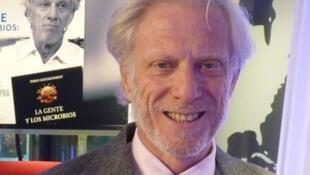El bioquímico argentino Pablo Goldschmidt en RFI
