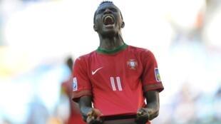 Bruma, a estrela dos Sub-20 portugueses, bisou na goleada de 5-0 imposta a Cuba