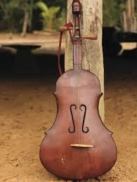 Đàn violon của người Achuar