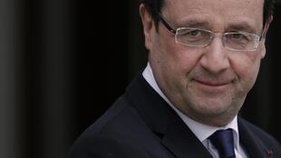 Image d'archive: François Hollande