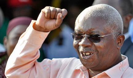 O processo de escolha dos candidatos à sucessão de Armando Guebuza tem sido alvo de controvérsia