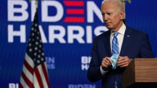 2020 Democrat contender Joe Biden