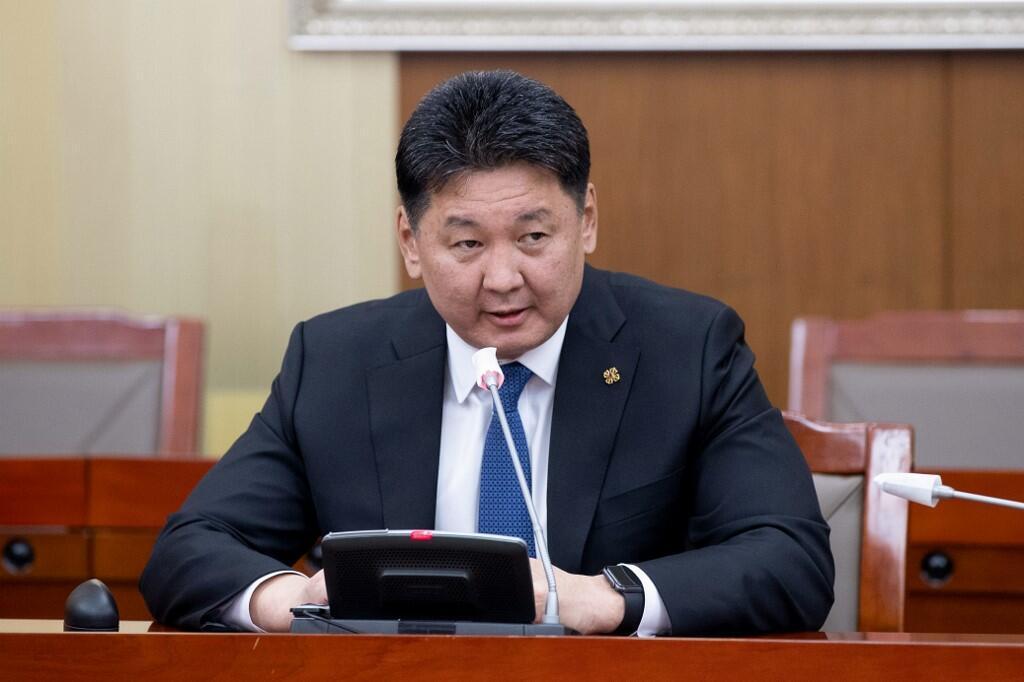 蒙古國總理日勒蘇赫(Khurelsukh Ukhnaa)宣布辭職2021年1月21日