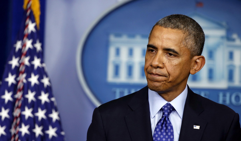 Rais wa Marekani, Barack Obama.