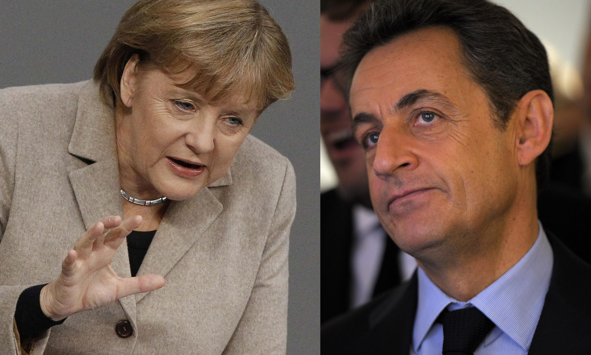 France and Germany kick off diplomatic activity over eurozone crisis