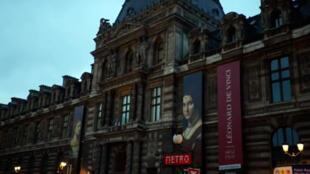 Museu do Louvre inaugura a maior exposição organizada até hoje das obras de Leonardo da Vinci
