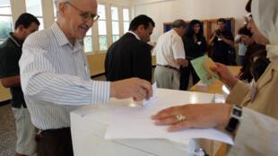 Il y a dix ans, l'Algérie votait pour la Charte pour la paix et la réconciliation nationale lors d'un référendum. Photo datée du 29 septembre 2005.