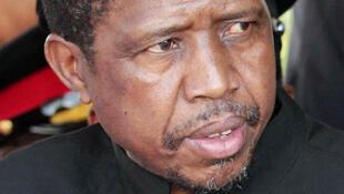 Edgar Lungu, Presidente da Zâmbia