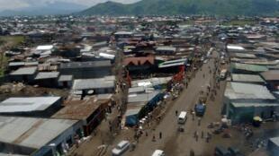 Goma, le 16 mars 2013.