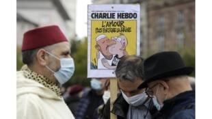 Charlie Hebdo Strasbourg
