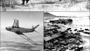 Hình ảnh cuộc chiến Triều Tiên năm 1950-1953.