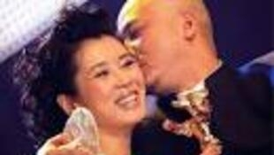 中國電影《圖雅的婚事》獲2007年金熊獎
